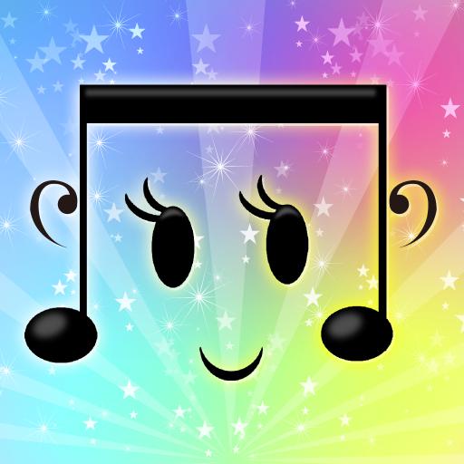 メロコ~iPhone用作曲アプリアイコン